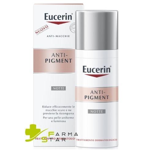 Anti-Pigment Crema Anti-Macchie Notte 50 ml + Crema Mani PH5 Eucerin IN OMAGGIO - Farmastar.it