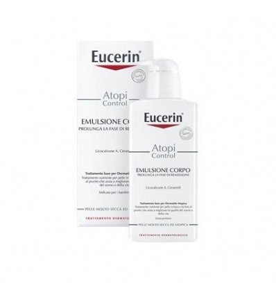 Eucerin AtopiControl Emulsione Corpo 400ml prezzi bassi