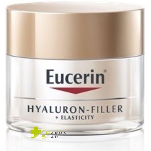 Hyaluron Filler+ Elasticity SPF30 Crema Viso Anti Età 50 ml Eucerin + Crema Mani PH5 Eucerin IN OMAGGIO - Farmastar.it