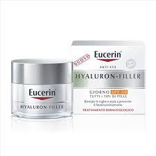 EUCERIN HYALURON FILLER GIORNO SPF 30 50 ML - Farmabaleno