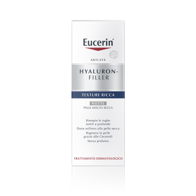 EUCERIN HYALURON FILLER TEXT RICCA NOTTE - Farmaciasconti.it