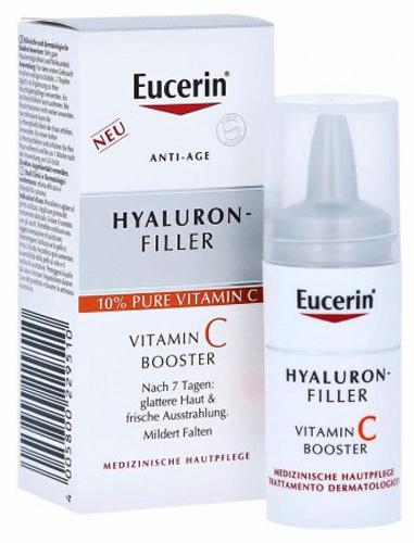 EUCERIN HYALURON-FILLER VITAMIN C BOOSTER 1 X 8 ML - Farmacia Centrale Dr. Monteleone Adriano