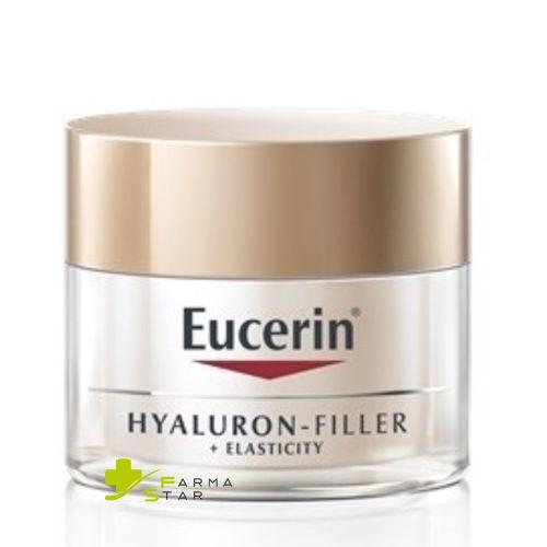 Hyaluron Filler Elasticity Crema Giorno SPF15 50 ml Eucerin + Crema Mani PH5 Eucerin IN OMAGGIO - Farmastar.it