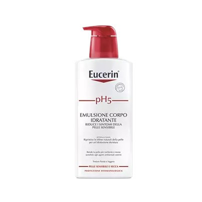 EUCERIN PH5 EMULSIONE IDRATANTE  CORPO 400ML  - Farmastar.it
