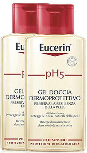 EUCERIN PH5 GEL DOCCIA 2 X 200 ML 19 - Farmacia Centrale Dr. Monteleone Adriano