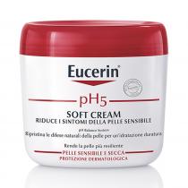Eucerin Soft Cream Ph5 450ml prezzi bassi