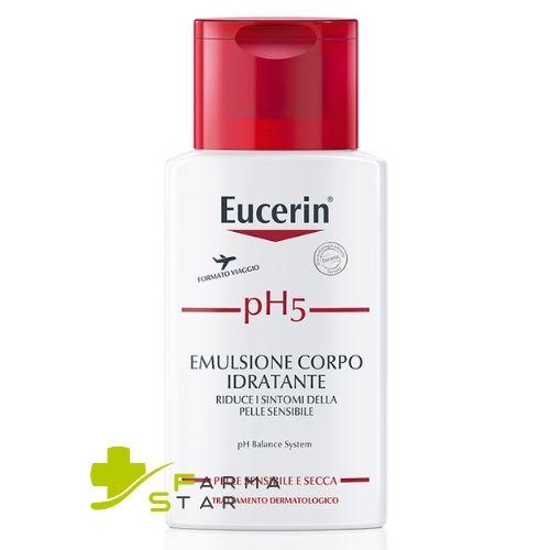 EUCERIN PH5 EMULSIONE CORPO IDRATANTE 100 ML - Farmastar.it