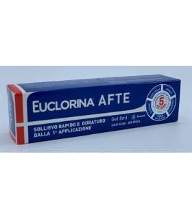 EUCLORINA AFTE GEL 8 ML - farmaventura.it