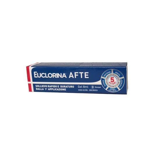 Euclorina Afte Gel 8ml - Arcafarma.it