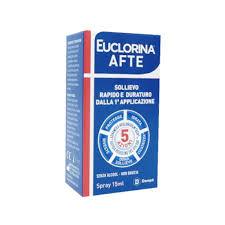 EUCLORINA AFTE SPRAY 15 ML - Farmabaleno