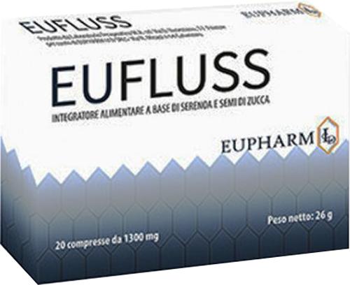 EUFLUSS 20 COMPRESSE - Farmacia Centrale Dr. Monteleone Adriano
