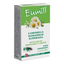 EUMILL GOCCE OCULARI FLACONE 10 ML - FarmaHub.it