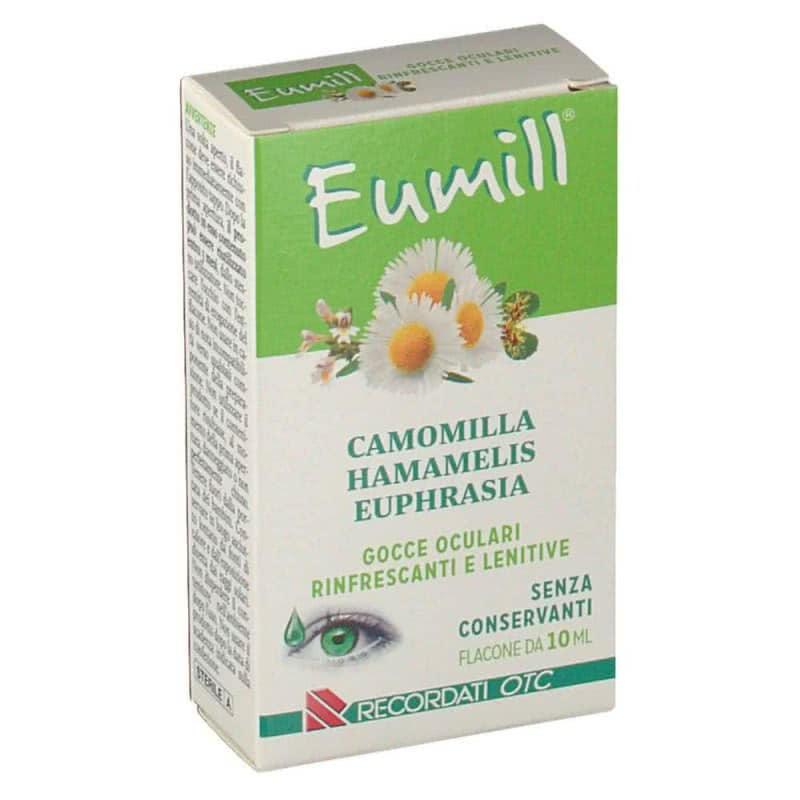 EUMILL GOCCE OCULARI FLACONE 10 ML - Speedyfarma.it