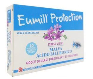 Eumill Protection Stress Visivi 10 flaconcini monouso - Farmacia 33