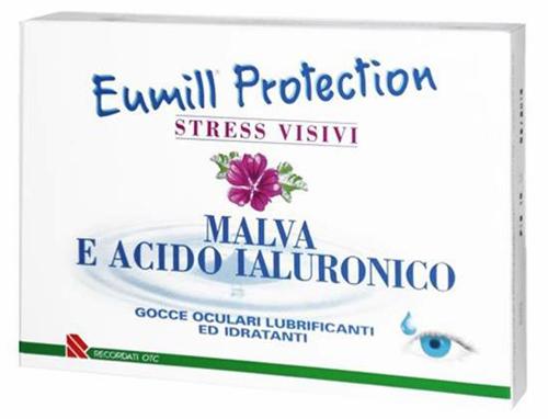 EUMILL PROTECTION GOCCE OCULARI 10 FLACONCINI MONODOSE 0,5 ML - Farmacia Centrale Dr. Monteleone Adriano