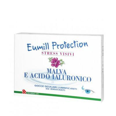 EUMILL PROTECTION GOCCE OCULARI 10 FLACONCINI MONODOSE 0,5 ML - Farmapage.it
