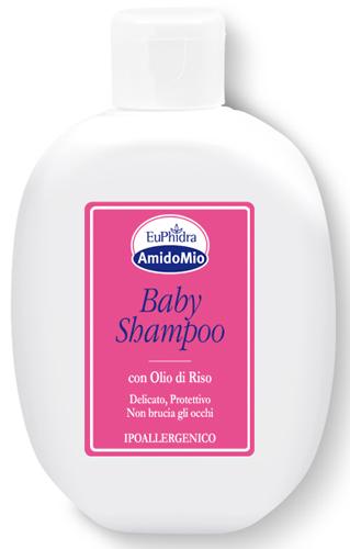 EUPHIDRA AMIDOMIO BABY SHAMPOO 200 ML - Farmacia Centrale Dr. Monteleone Adriano