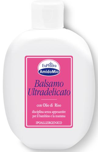 EUPHIDRA AMIDOMIO BALSAMO ULTRADELICATO 200 ML - Farmacia Centrale Dr. Monteleone Adriano