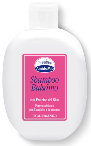 EUPHIDRA AMIDOMIO SHAMPOO BALSAMO 200 ML - Farmacia Centrale Dr. Monteleone Adriano