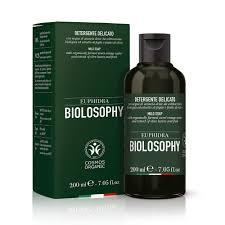 EUPHIDRA BIOLOSOPHY DETERGENTE DELICATO 200 ML - Farmajoy