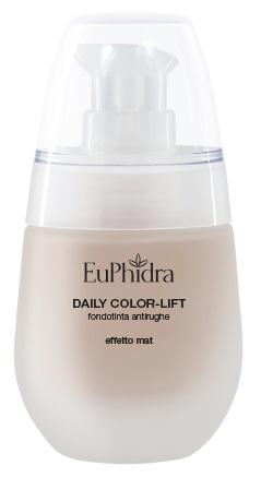 EUPHIDRA FONDOTINTA DAILY COLOR-LIFT NATURALE 30 ML - Farmajoy