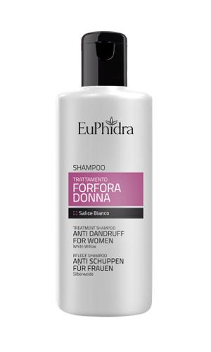 EUPHIDRA SHAMPOO FORFORA DONNA 200 ML - Iltuobenessereonline.it