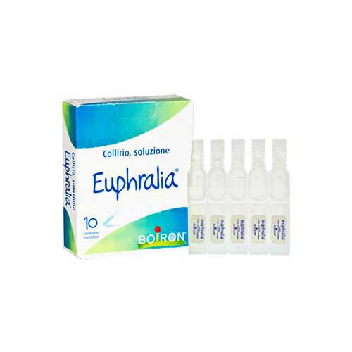 EUPHRALIA COLLIRIO  10CONT 0,4ML - Farmalilla