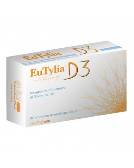 EUTYLIA D3 30 COMPRESSE - Farmacia Massaro