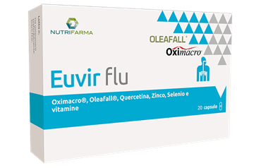 EUVIR FLU 20 CAPSULE - Farmapage.it