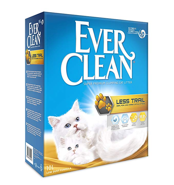EVERCLEAN LESS TRAIL 10 L - Farmawing