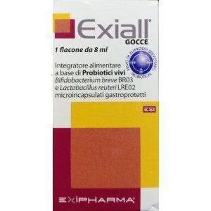 EXIALL GOCCE 8 ML - DrStebe