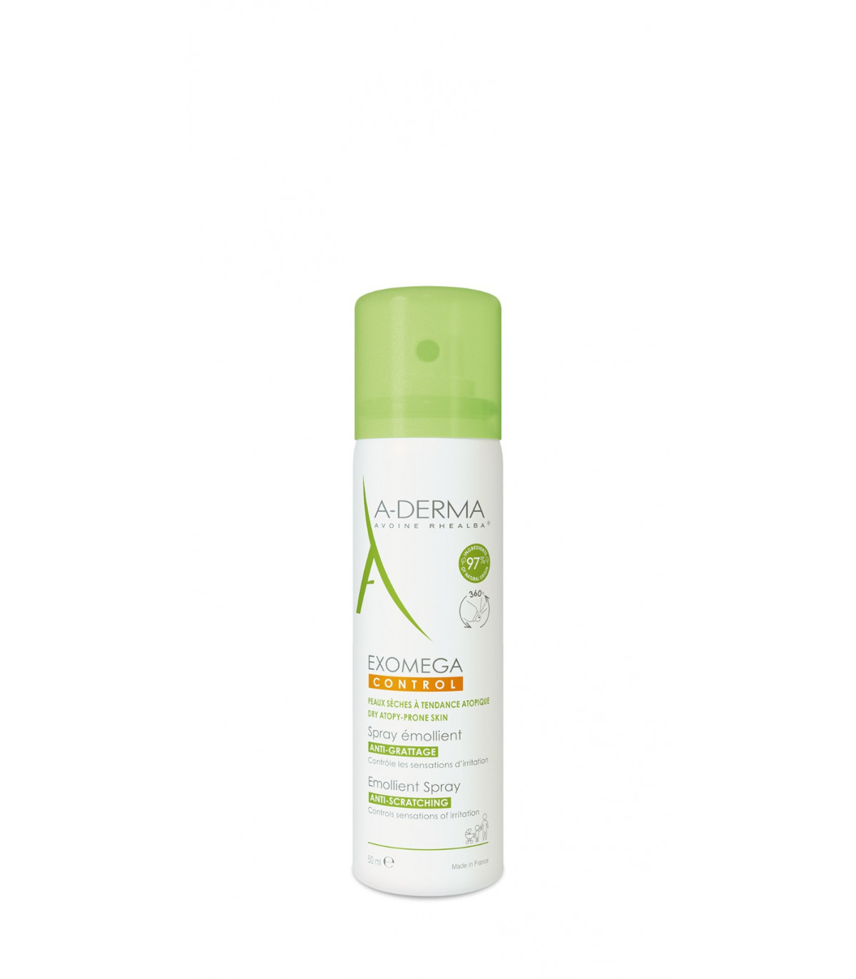EXOMEGA CONTROL SPRAY EMOLLIENTE 50 ML - Speedyfarma.it