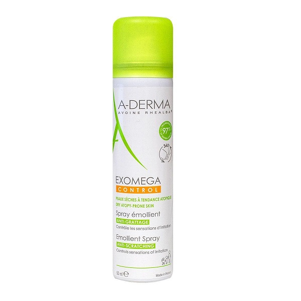 EXOMEGA CONTROL SPRAY EMOLLIENTE 50 ML - Nowfarma.it