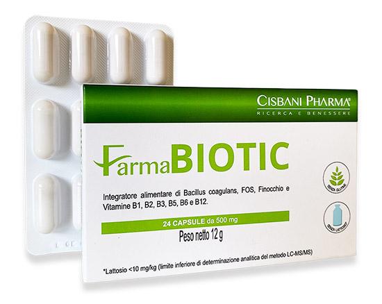FARMABIOTIC 10 CAPSULE - FARMAEMPORIO