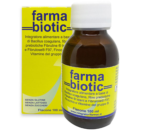 FARMABIOTIC 100 ML SOSPENSIONE - FARMAEMPORIO