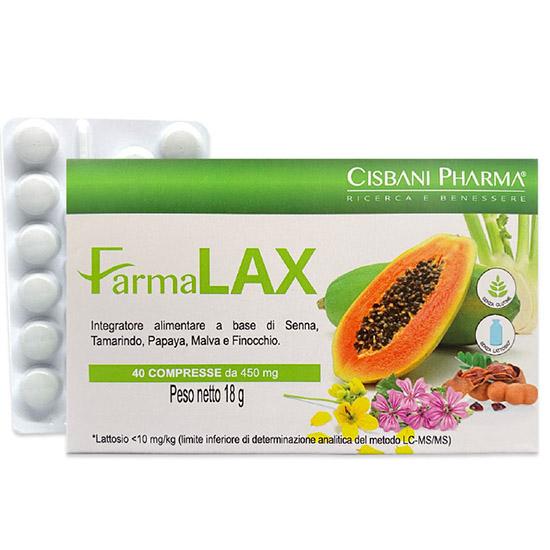 FARMALAX 40 COMPRESSE - FARMAEMPORIO