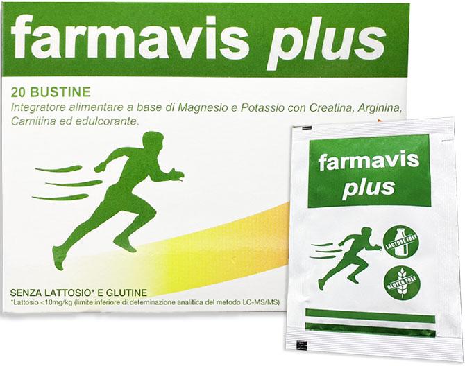 FARMAVIS PLUS 20 BUSTE - FARMAEMPORIO