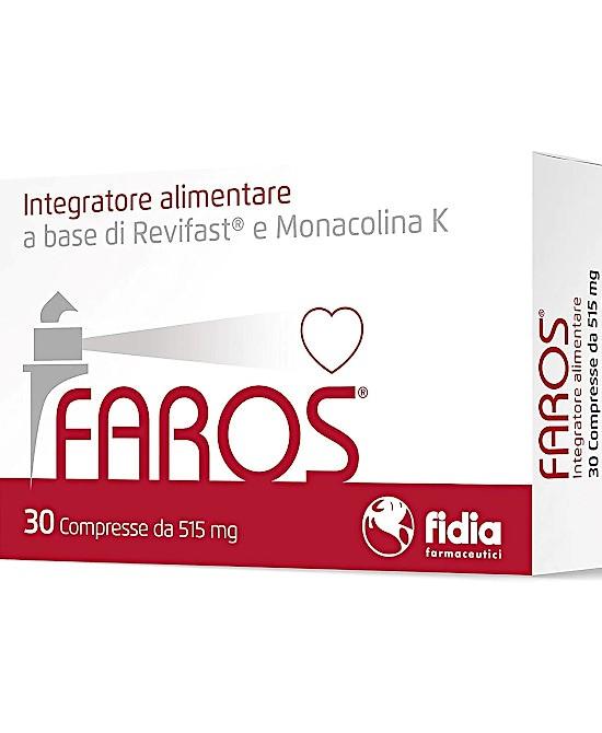 FAROS 30 COMPRESSE 515 MG - Farmaci.me