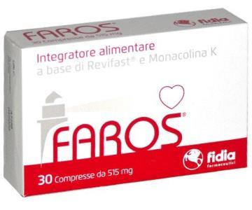 FAROS 30CPR - Parafarmacia la Fattoria della Salute S.n.c. di Delfini Dott.ssa Giulia e Marra Dott.ssa Michela