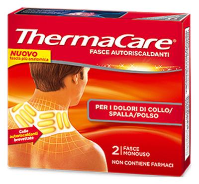 Thermacare Fasce Autoriscaldanti a Calore Terapeutico Collo Spalla Polso 2 Pezzi Monouso - La tua farmacia online