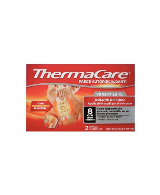 Thermacare Fasce Autoriscaldanti Versatili XL 2  - latuafarmaciaonline.it