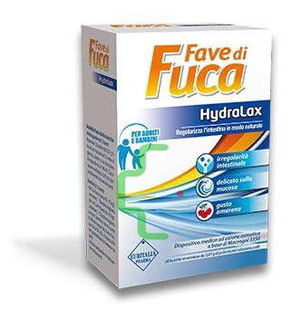 FAVE DI FUCA HYDRALAX 30 BUSTINE MONODOSE - FARMAEMPORIO