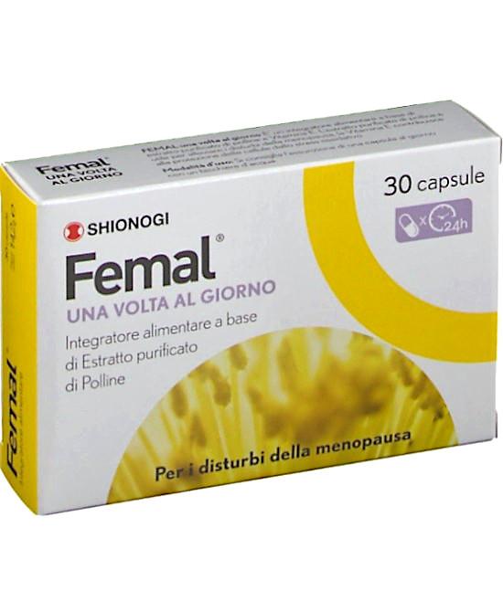 FEMAL 30 CAPSULE - Farmaci.me