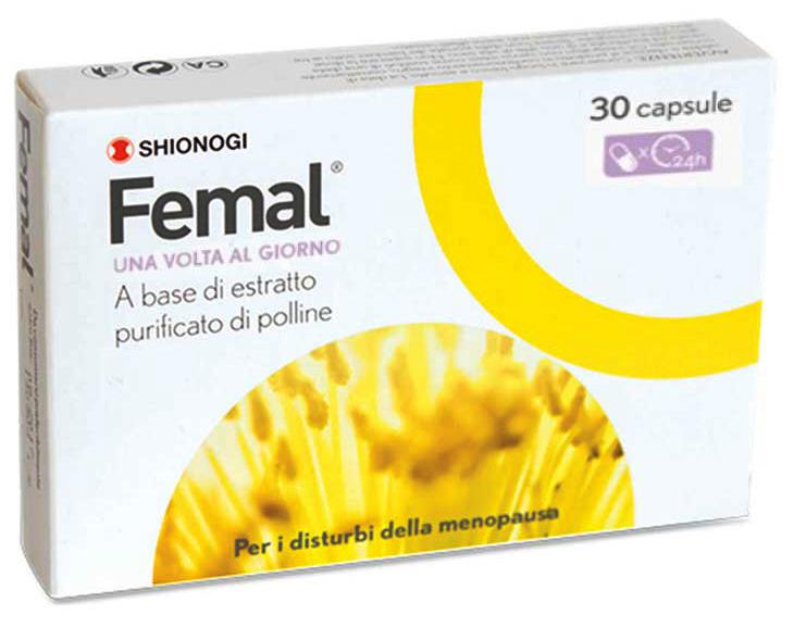 FEMAL 30 CAPSULE - Farmacia Centrale Dr. Monteleone Adriano