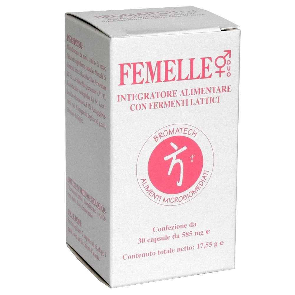 FEMELLE 30 CAPSULE - Farmacia33