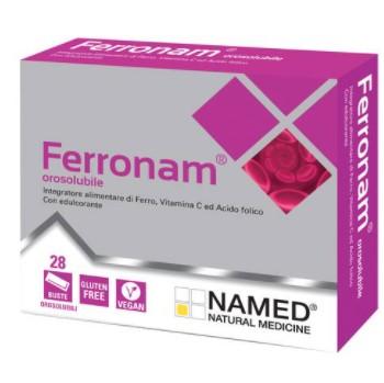 FERRONAM OROSOLUBILE 28 BUSTE - Farmafirst.it