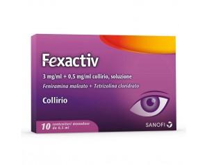 FEXACTIV*COLL 10FL 0,5ML - farmasorriso.com