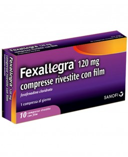 FEXALLEGRA*10CPR RIV 120MG - Farmapage.it