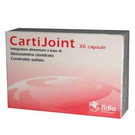 Fidia CartiJoint Integratore Alimentare 30 capsule // - Zfarmacia