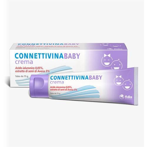 Fidia Connettivina Baby Crema Dermatologica 75g - La tua farmacia online